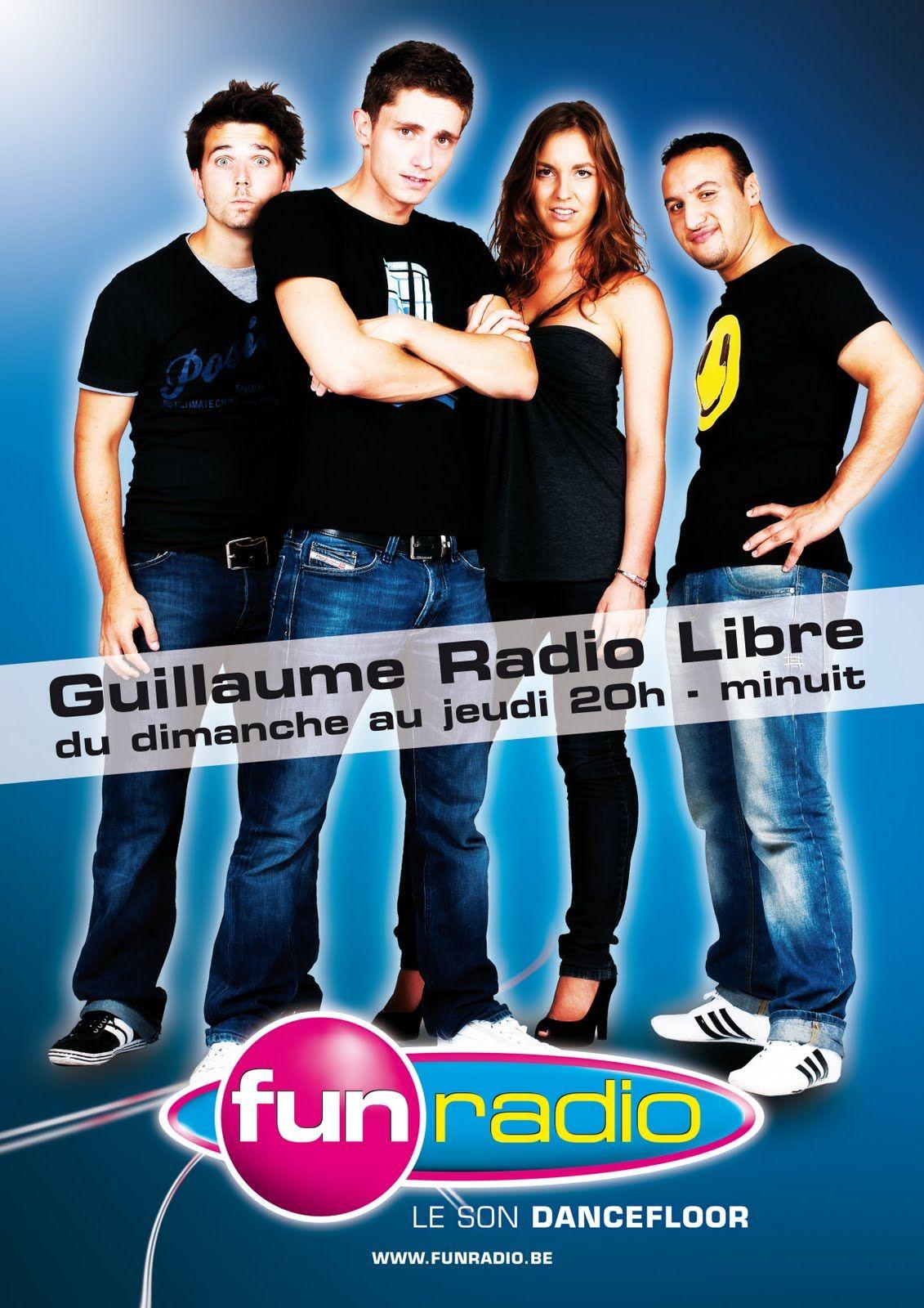 radios belges live